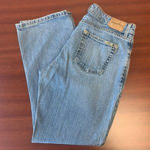 Signature Levi Strauss Mid Rise Boot Cut
